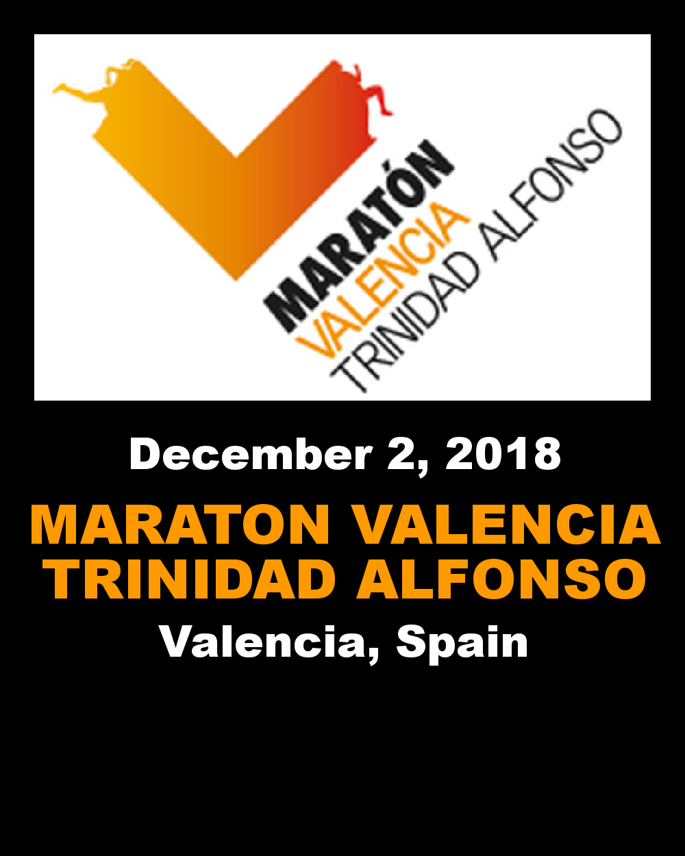 MARATÓN VALENCIA TRINIDAD ALFONSO EDP 2018