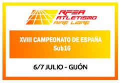 CAMPEONATO-ESPAÑA-SUB16-AL-GIJÓN